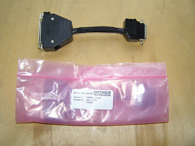 Becker Adapter 1Ad042        Ar 6201 / Ar 3201