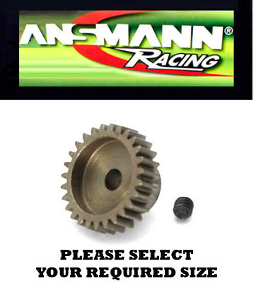Ansmann Racing Pinion Available In Several Sizes 12T - 40T 48DP / 64DP