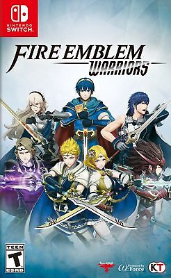 Fire Emblem: Warriors on Nintendo Switch ADXHB