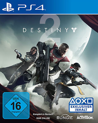 Destiny 2 II - Standard Edition für Playstation 4 PS4 | NEUWARE | DEUTSCH!