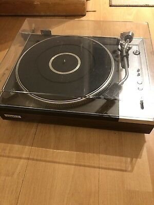 Pioneer PL-510 A direct drive turntable