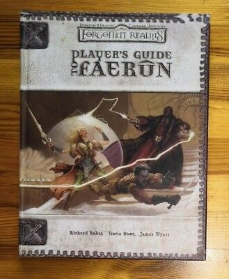 Player's Guide to Faerûn Forgotten Realms Dungeons & Dragons D&D 3rd