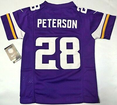 NIKE YOUTH MINNESOTA Vikings Adrian Peterson Color Rush Jersey On  supplier