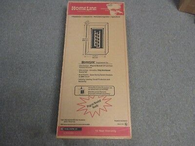 Square-D Homeline 100-Amp 30-Space 60-Circuit Indoor Main-Breaker PICKUP ONLY.
