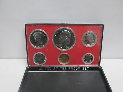 1975 Us Mint Proof Set- No Box