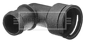 VW POLO 6K 1.9D Coolant Flange / Pipe 95 to 02 Water B&B 37121619 VOLKSWAGEN New