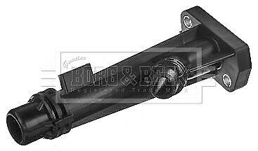 Coolant Flange / Pipe fits BMW 325 E93 3.0D 2010 on Water B&B 11117803751 New