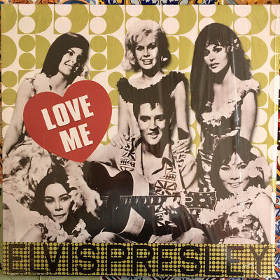 Elvis Presley ‎- Love Me (2017)  180g Vinyl LP  NEW/SEALED  SPEEDYPOST