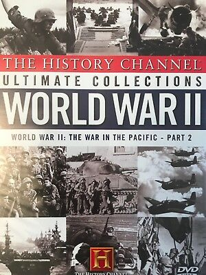 World War II: The War In Europe Part 2 DVD New Sealed History Channel WWII 🎬