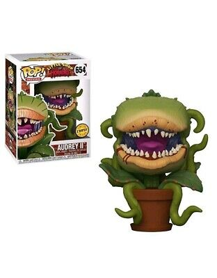 Funko - POP Movies: Little Shop - Audrey II #654 LIMITED CHASE EDITION