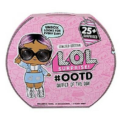 L.O.L. Surprise! - LOL Outfit of the Day Pack - Brand New