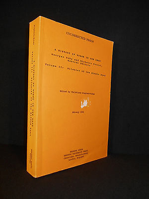 A History of Women in the West Vol. 2 : Silences of the Middle Ages PBK Proof