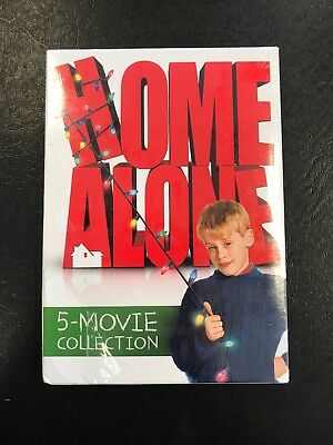 Brand New Home Alone (5 - Movie Collection)