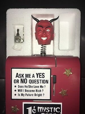 Twilight Zone Limited Edition Mystic Seer Prop Replica Biff Bang Pow -- MIB