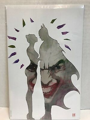 DC Comics 2018 Batman #50 Wedding Issue David Mack Cover C Virgin Variant NM