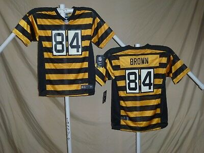 cheap for discount 39f9a 08eb5 norway antonio brown bumblebee jersey youth 82b4c 84043