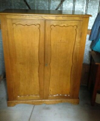 Antique Australian  Cedar CUPBOARD