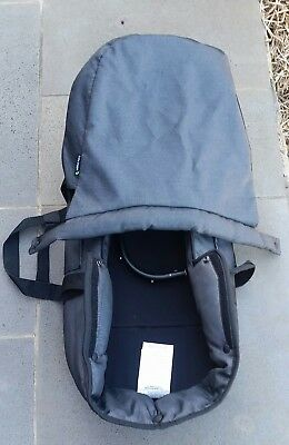Baby Jogger City Select Bassinet Kit, Charcoal