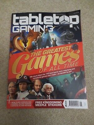 Tabletop Gaming Magazine Issue 19