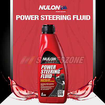 NULON Power Steering Fluid 1L For MITSUBISHI Magna PSF-1 Power Steering