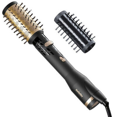 Babyliss AS510E Brush & Style Creative 650W Warmluftbürste Keramik Gold NEU