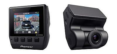 Pioneer ND-DVR100 Low Profile Full 1080P HD Dash Camera with 2-Inch Display
