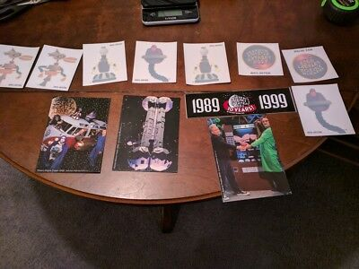 Lot of MST3K Mystery Science Theater 3000 Stickers