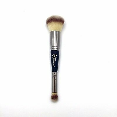NEW It Cosmetics Heavenly Luxe Dual Airbrush Foundation Concealer Brush #7