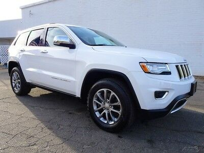2015 Jeep Grand Cherokee Limited 2015 Jeep Grand Cherokee Limited SUV Used 3L V6 24V Automatic 4WD Diesel