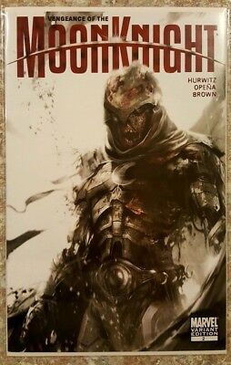 Vengeance Of The Moon Knight #2 1:10 Mattina Zombie Variant Cover Nm