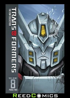 TRANSFORMERS IDW COLLECTION PHASE TWO VOLUME 8 HARDCOVER (400 Pages) Hardback