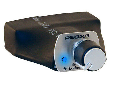 Rockford Fosgate PEQX3 Bass/Treble Equalizer Remote Control 3x Amplifiers