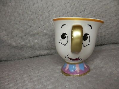 Primark Disney Beauty and The Beast Chip Teacup Cup Mug