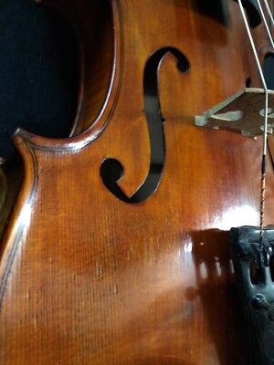 Old Italian Labeled Violin Master Violin 4/4 Vintage Violin