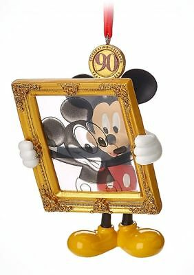 Disney's-Limited Release Mickey Mouse Legacy Sketchbook #1 Ornament-NEWS W/TAGS