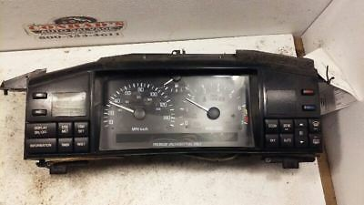 Speedometer Analog Without Heated Windshield Cluster Fits 95 ELDORADO 412008
