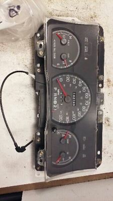 Speedometer Cluster Column Shift Analog MPH Fits 98-02 CROWN VICTORIA 679710