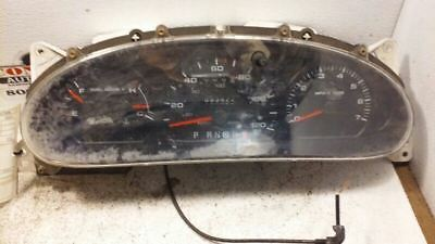 Speedometer Cluster MPH Fits 00 SABLE 442992