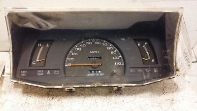 Speedometer Head Only Fits 91-92 ISUZU PUP (PICKUP) 306602