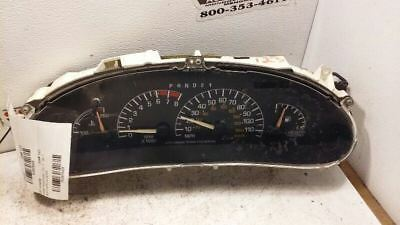 Speedometer US 3 Speed Cluster Fits 99 SUNFIRE 676428