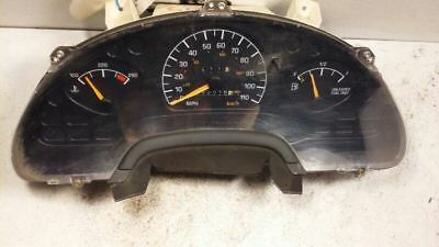 Speedometer Without Tachometer Cluster Fits 94-95 GRAND AM 195668
