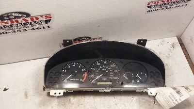 Speedometer Cluster 4 Cylinder Without ABS Fits 98-99 MAZDA 626 477757