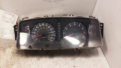 Speedometer Head Only Black Face Fits 98-02 MONTERO SPORT 636027