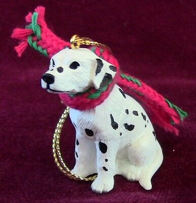 Dalmatian Dog Christmas Ornament ~  Proceeds for Red Leash Rescue ~ Great Deal!