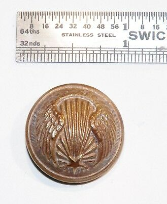 Antique Vintage French Military Air Force Button France