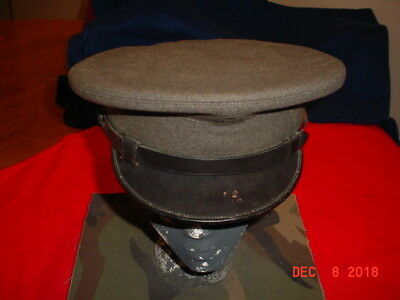 Wwii U.s. Marine Dress Hat