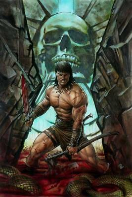 CONAN THE BARBARIAN (2019) #1 1:50 Granov Variant Pre-Sale NM 1/2/19