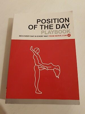 Position of the day playbook sex in every way great condition like new