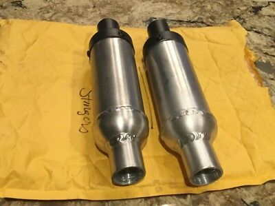 AAEN Exhaust 2-stroke Silencers, Race Pipes, Snowmobile, Karting