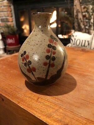 Hand Crafted Original Otagiri Bud Vase 4 Inches Tall